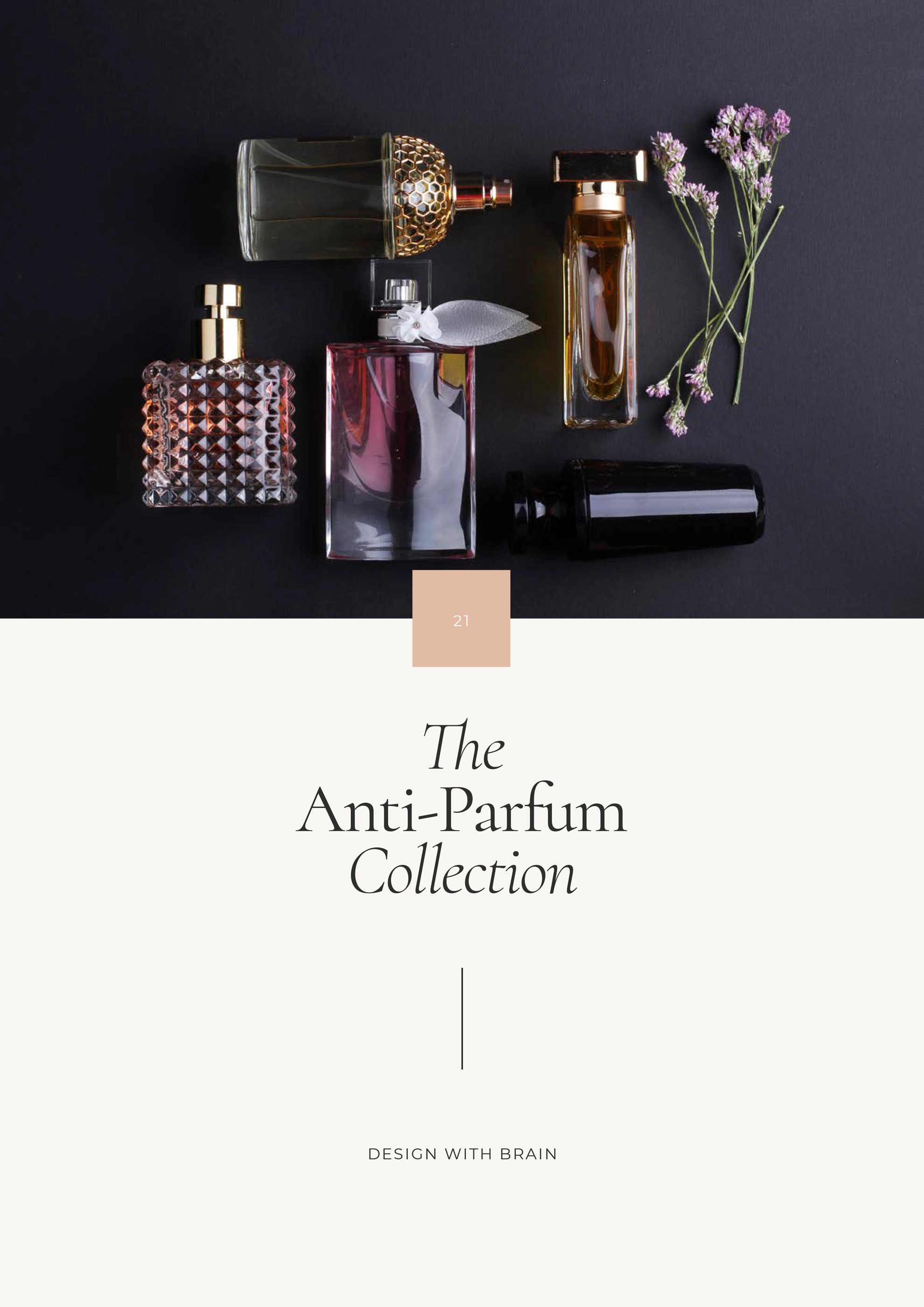 Series Anti-Parfum Top Coats