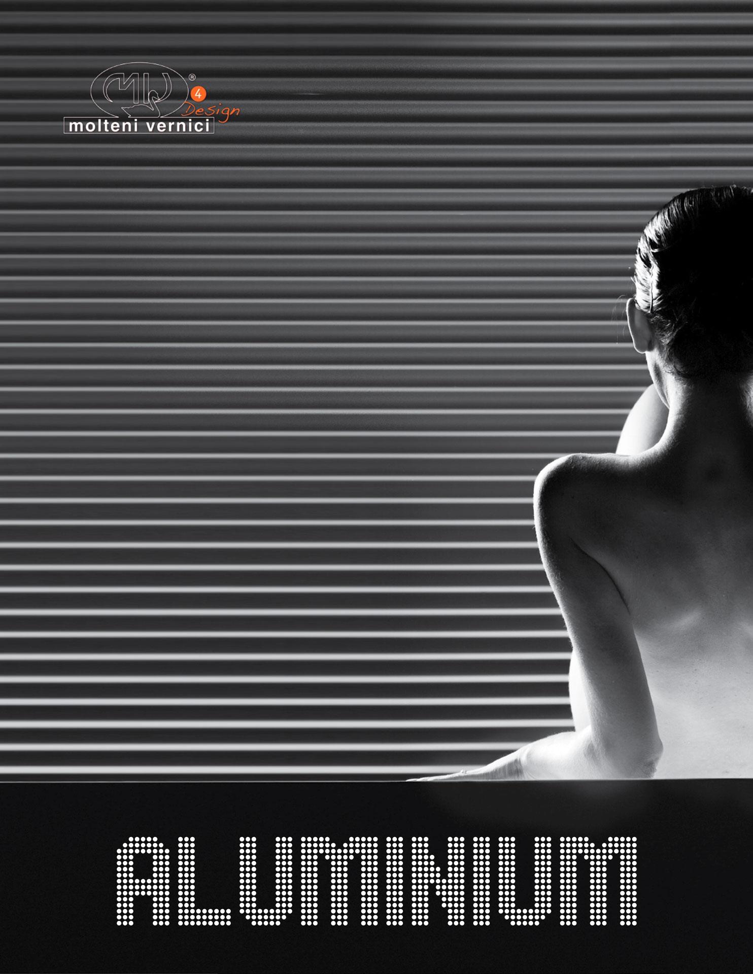 Esmalte de la Serie Aluminio