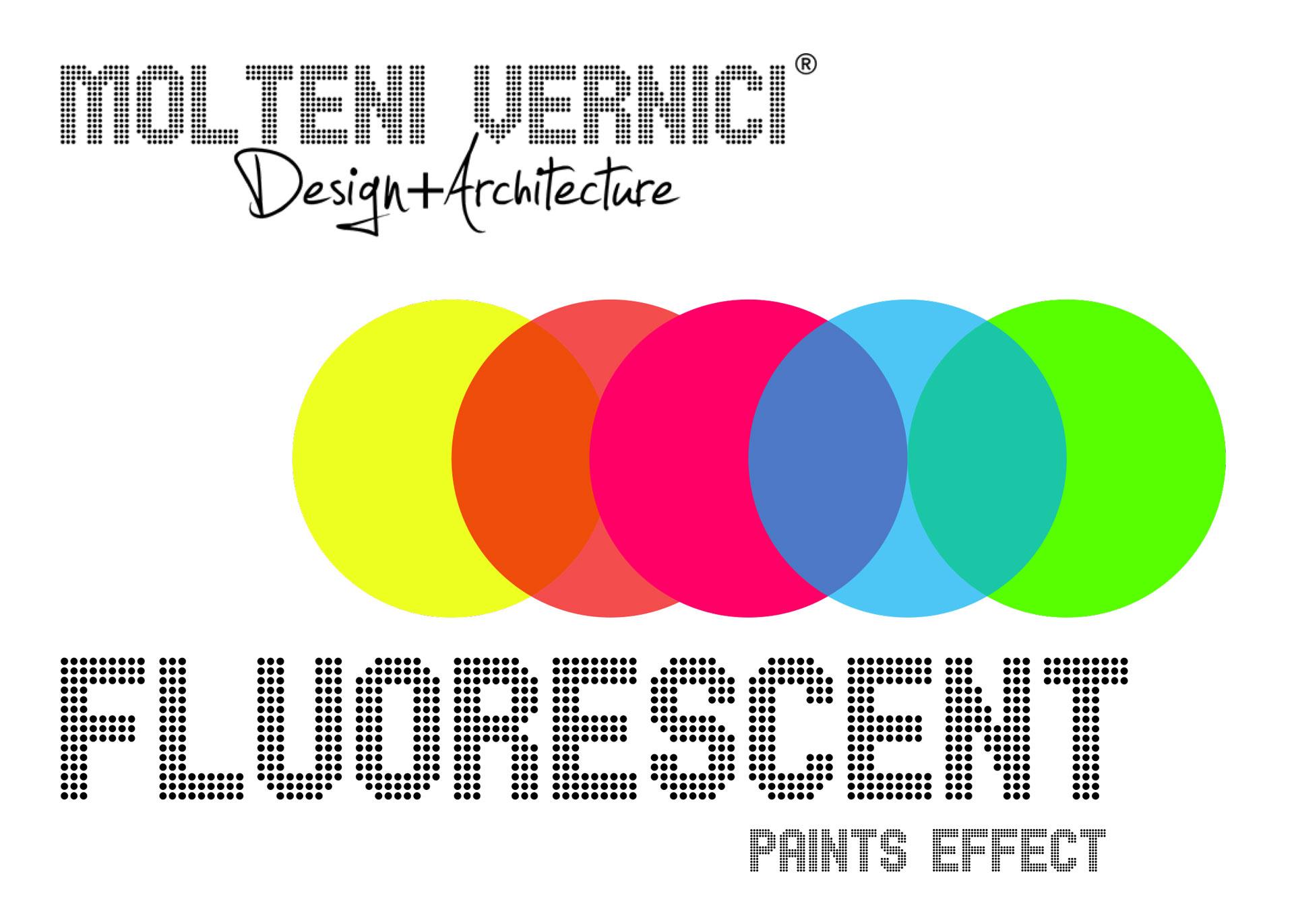 Esmalte de la Serie Fluorescente