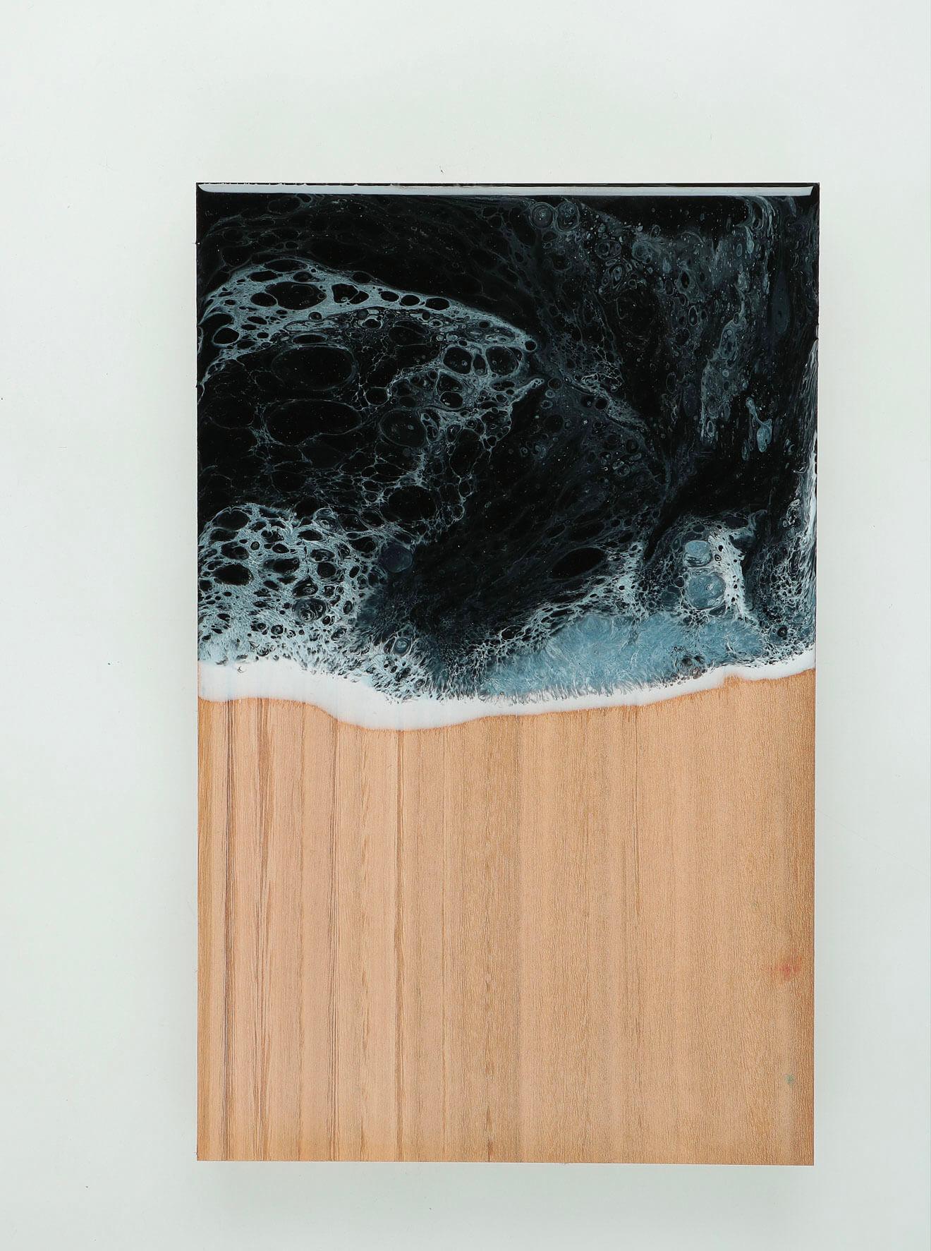 WUNDAA™ Nero Marquinia su legno