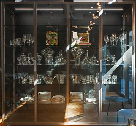 Serie Never Flat, Interior Design.