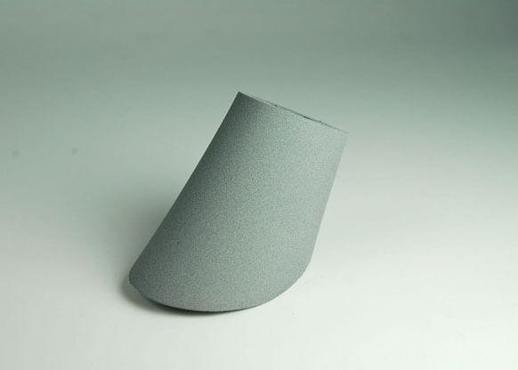 Smalto Velvet Stone cod. 13847 su Supporto.