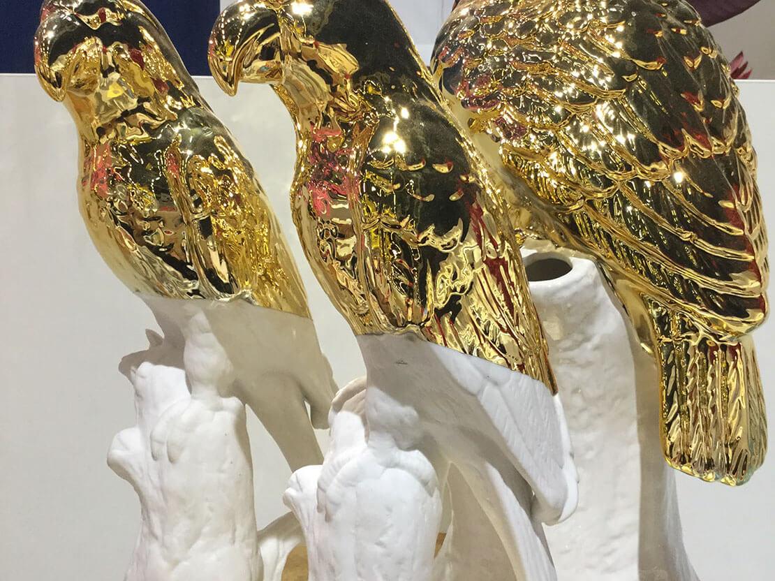 Smalto Nanogalvanic Oro, Design.