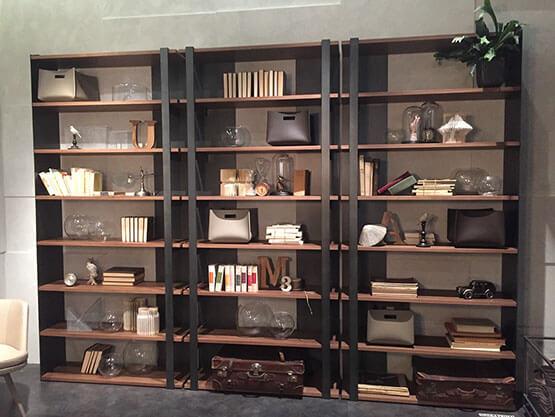 Smalto Materico Calamina, Libreria.