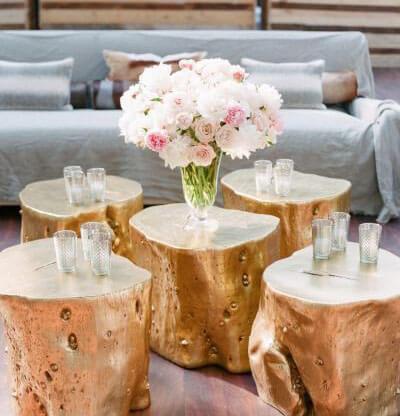 Smalto Luxury Oro, Coffee Table.