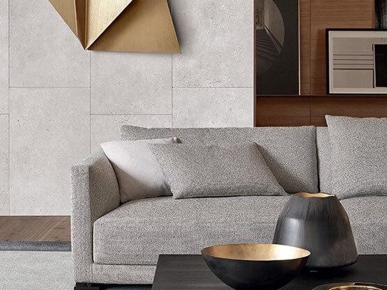 Smalto Luxury Oro, Interior Living.