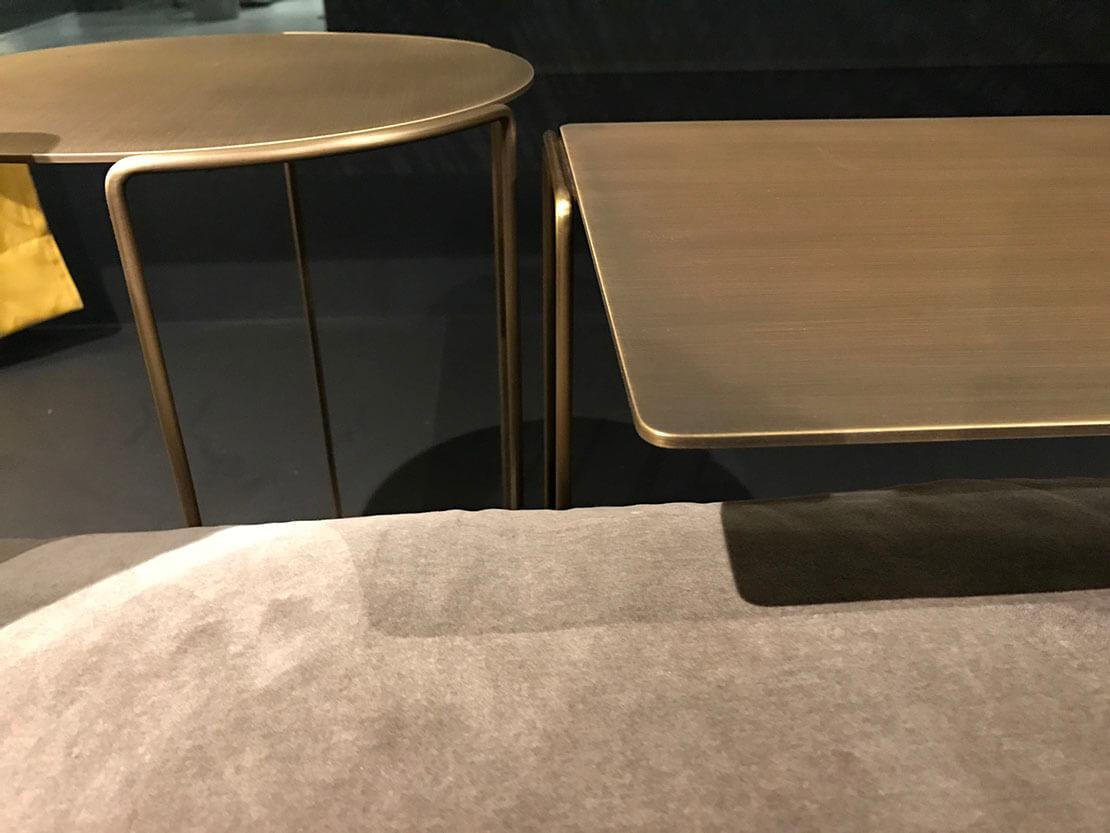 Effetto Ottone Bronzato, Coffe Table.