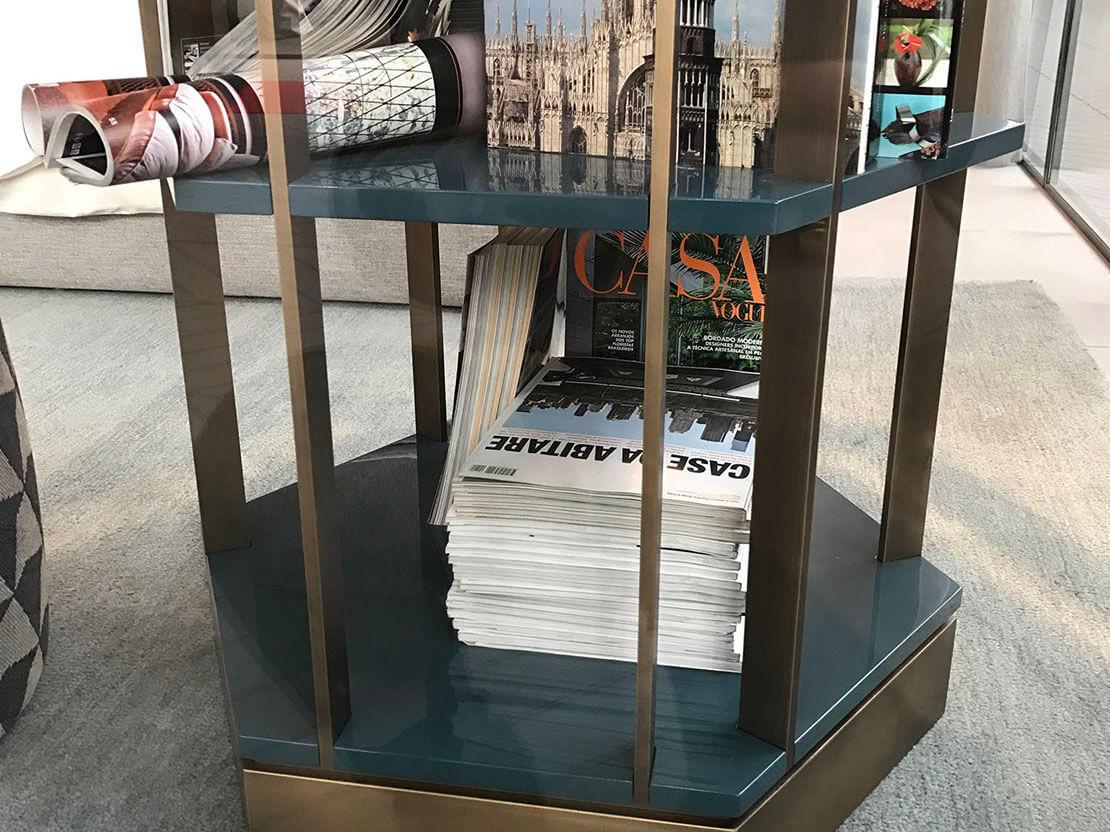 Serie Layer, Libreria.
