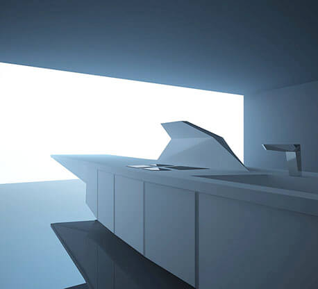 NK Solid Surface, Interior Living.