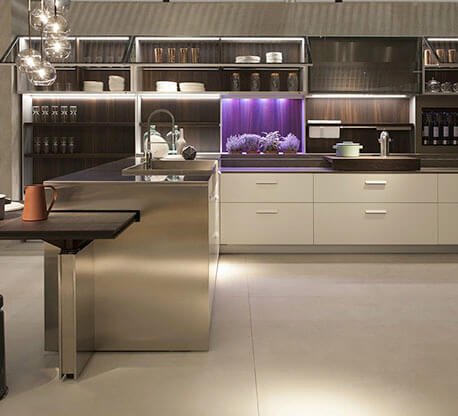 NK Solid Surface, Pannelli Cucina.