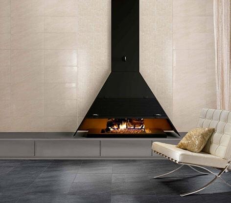 Smalti ad Alta Temperatura, Interior Design.