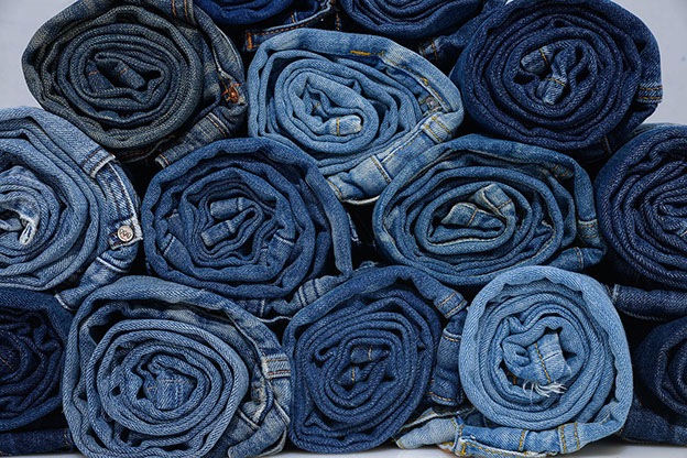 Finitura Effetto Jeans, Fashion Trend.