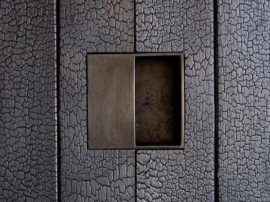 Legno Carbonizzato Organico™, Private House.