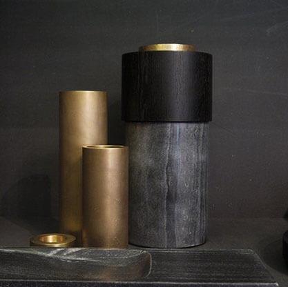 Trasparente Opaco FF-420 su Vasi.