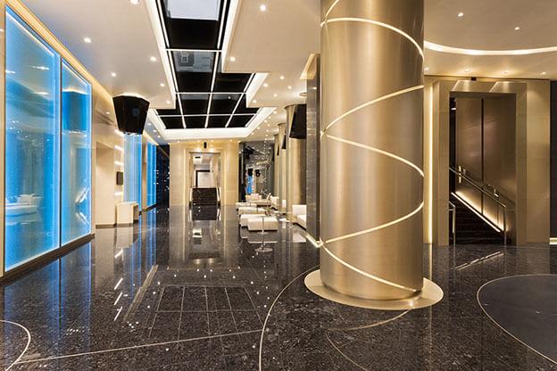 Anodyc, Hotel Gallia, Milano.