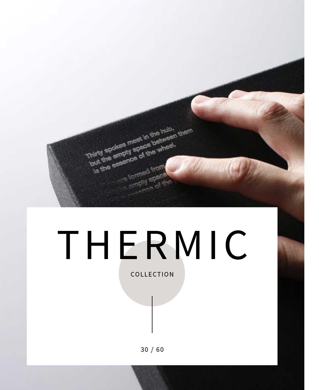 Varnish Series Thermosensitive