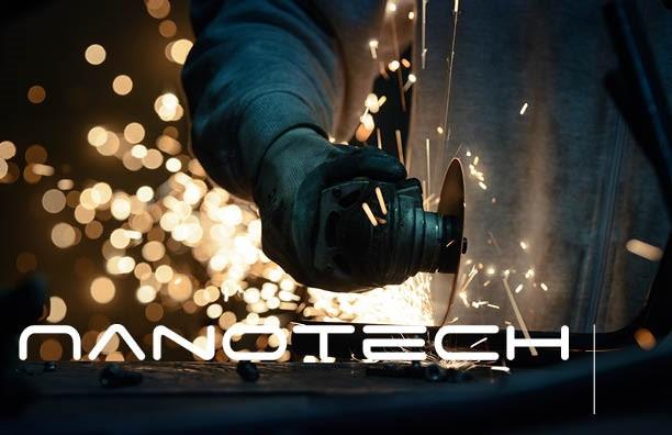 Lack des Satzes Nanoceramici