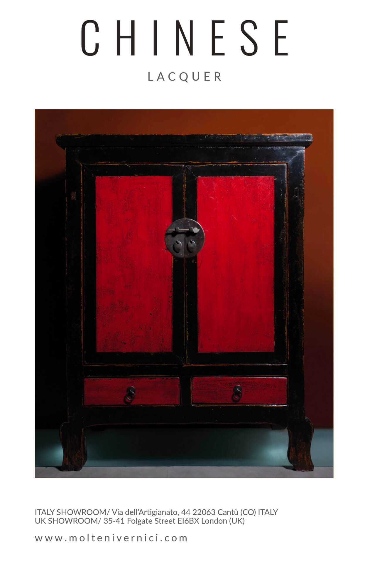 varnish effect chinese laquer