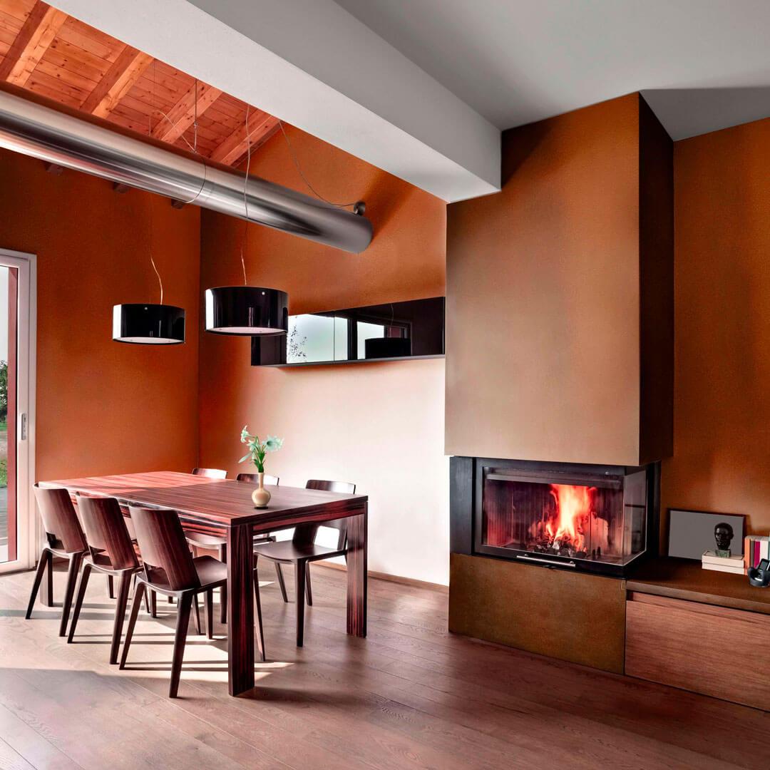 Colore Corten, Interior Living.