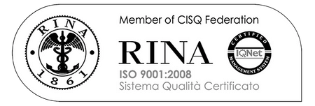 logo RINA per vernici speciali certificate di Molteni Vernici