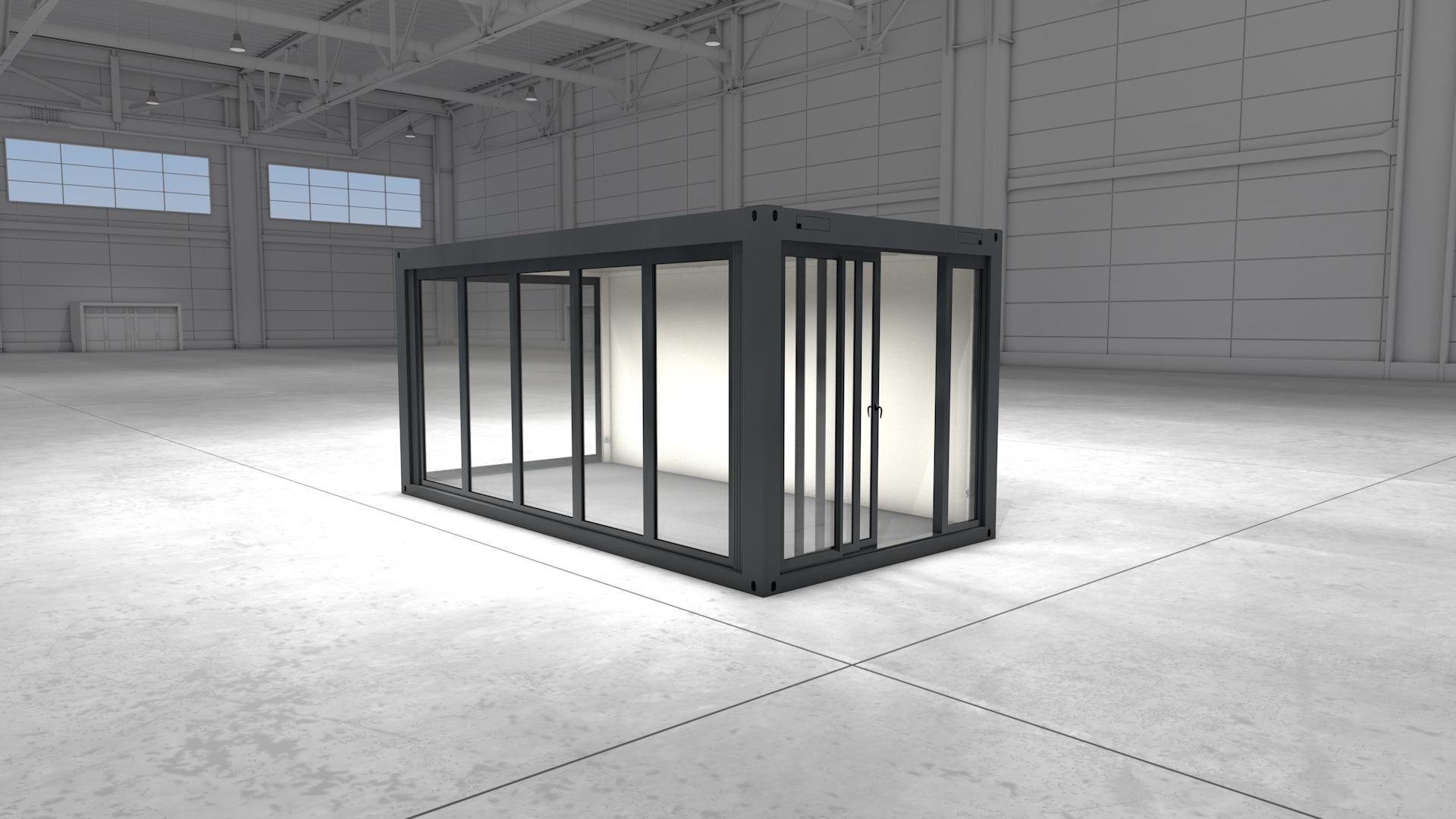Premium Container 4 - Ansicht 2