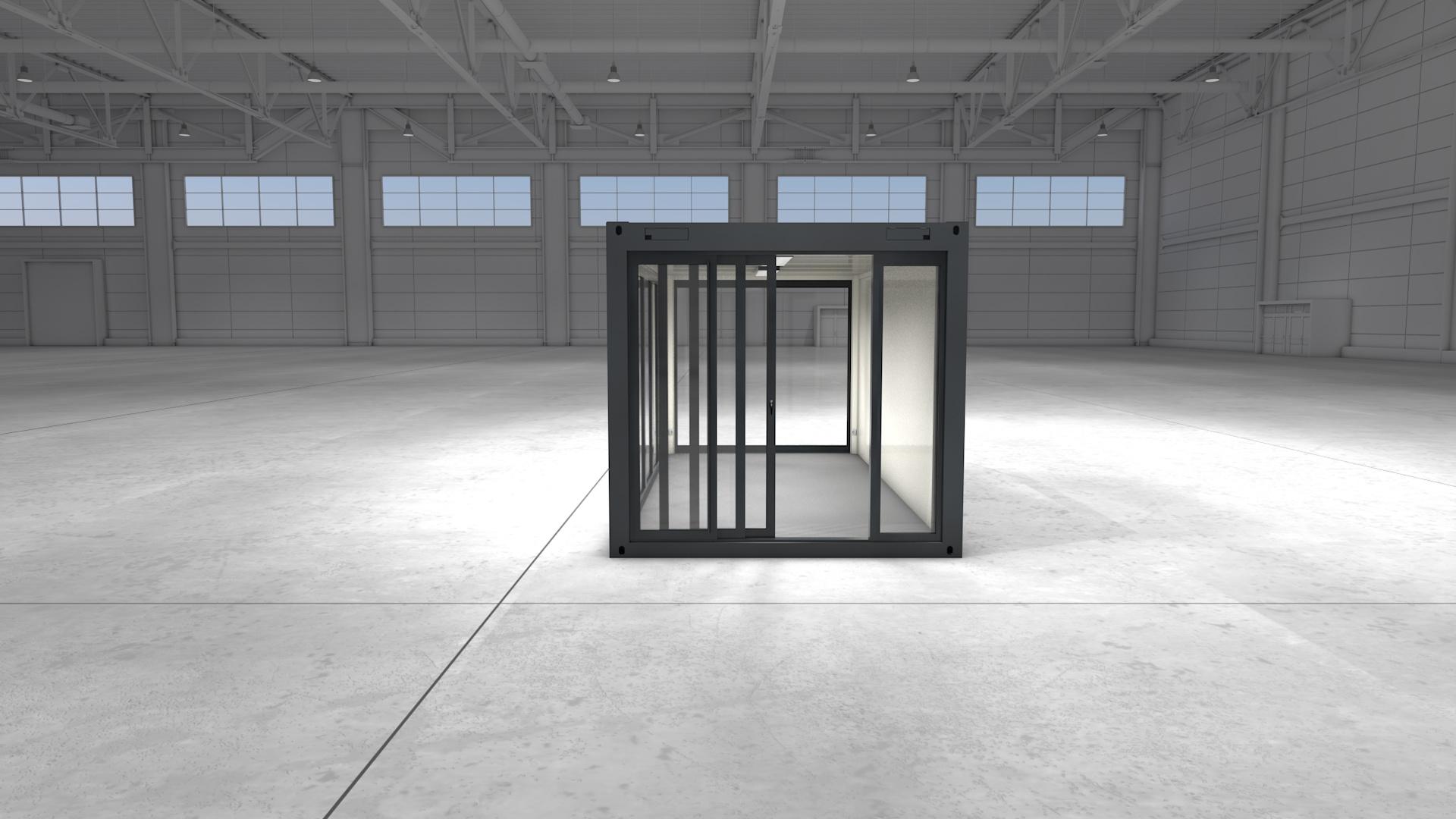 Premium Container 4 - Ansicht 3