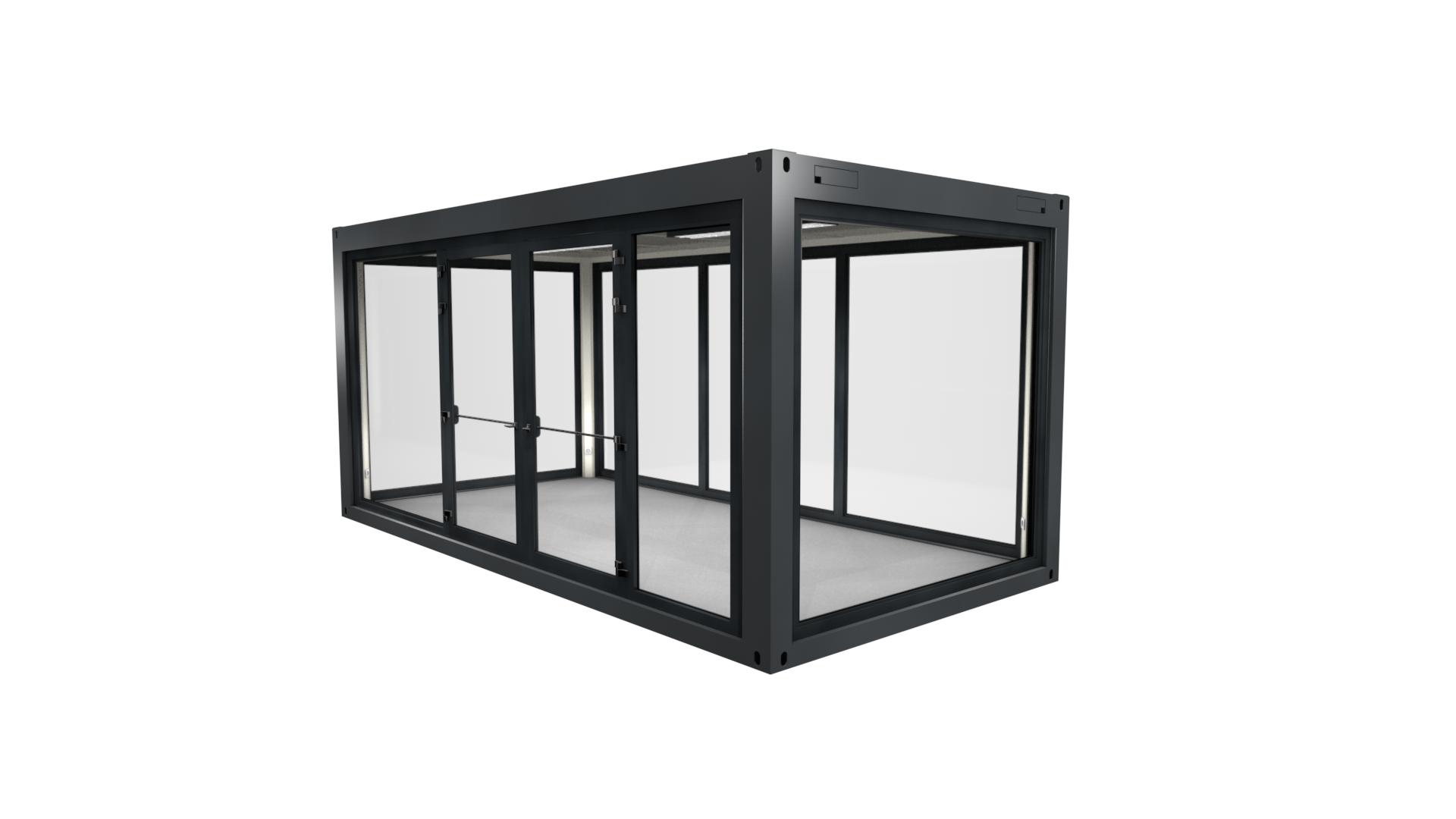 Premium Container 6 - Ansicht 1