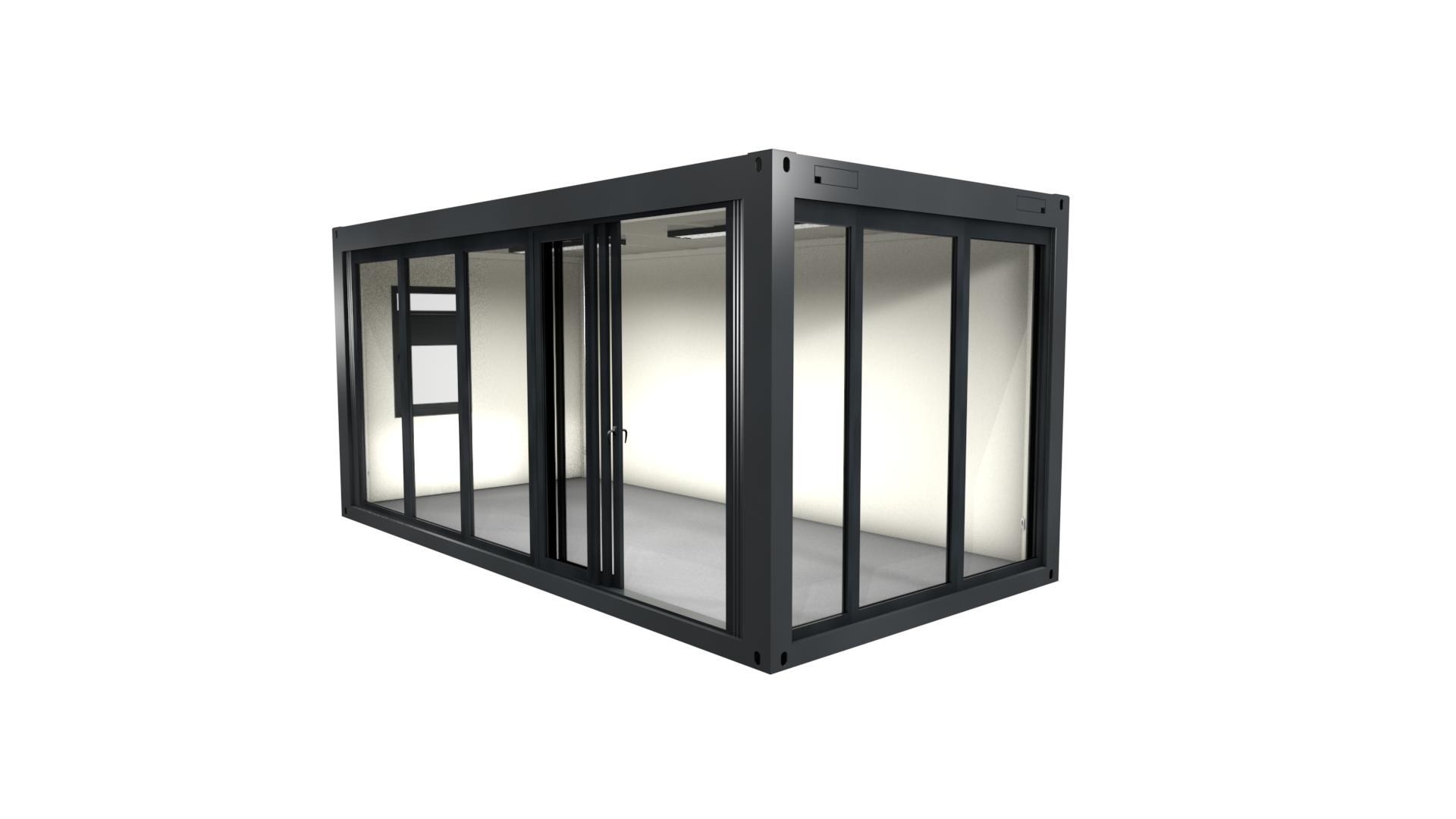 Premium Container 10 - Ansicht 1