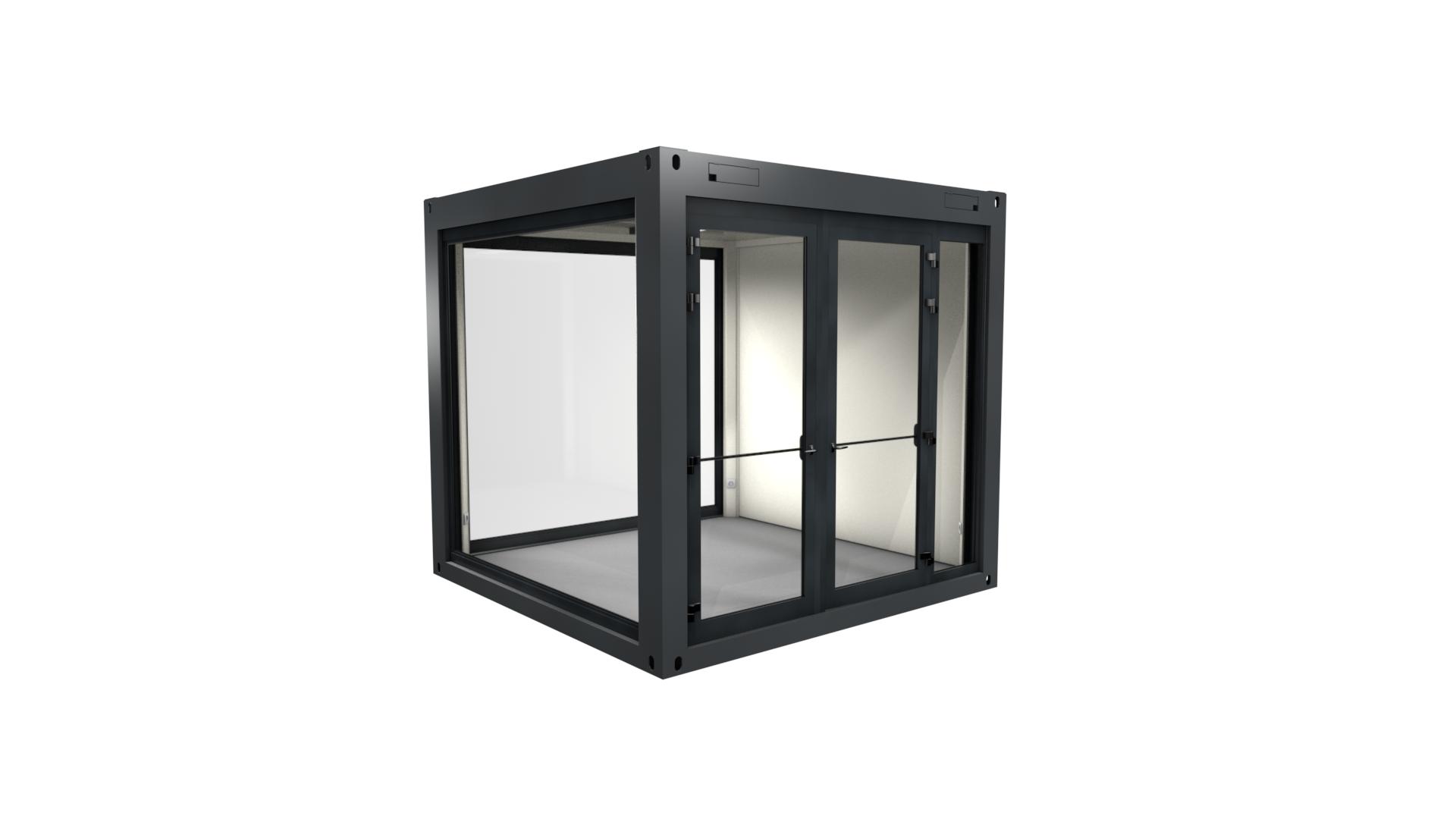 Cube 1 - Ansicht 1