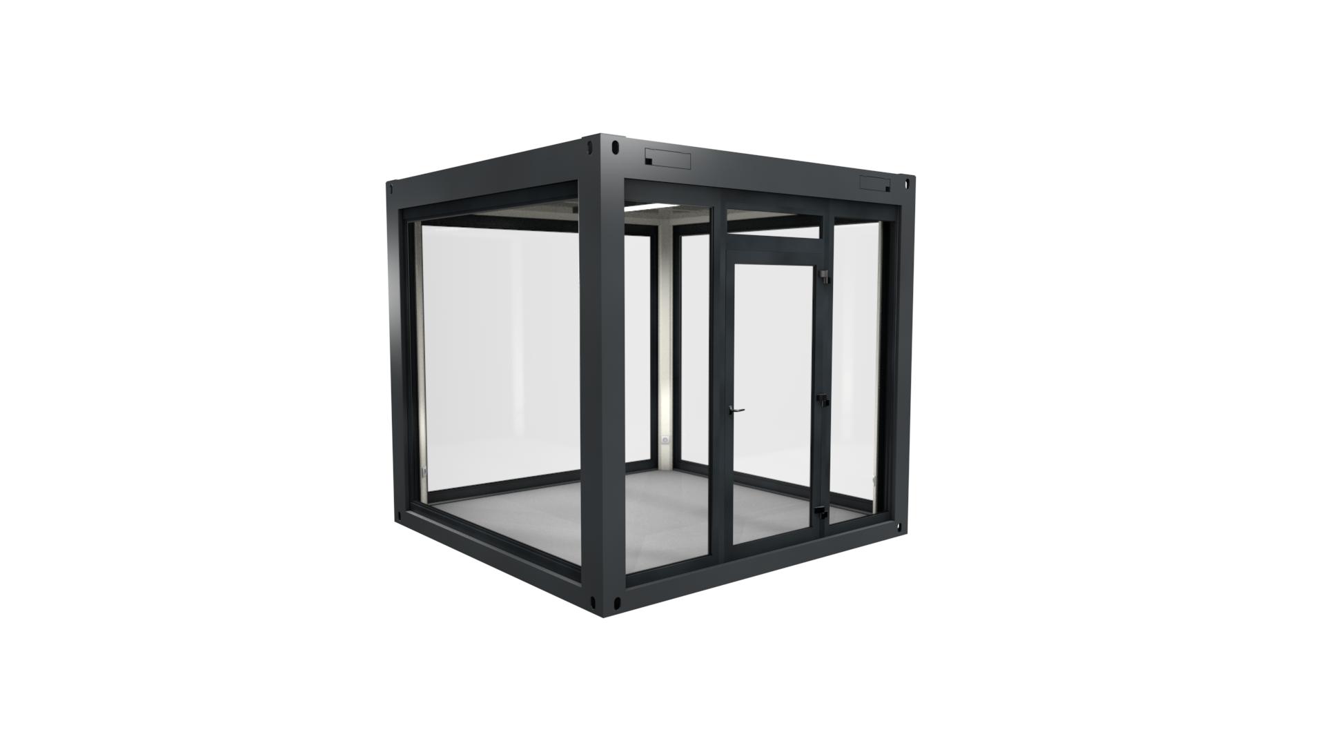 Cube 2 - Ansicht 1