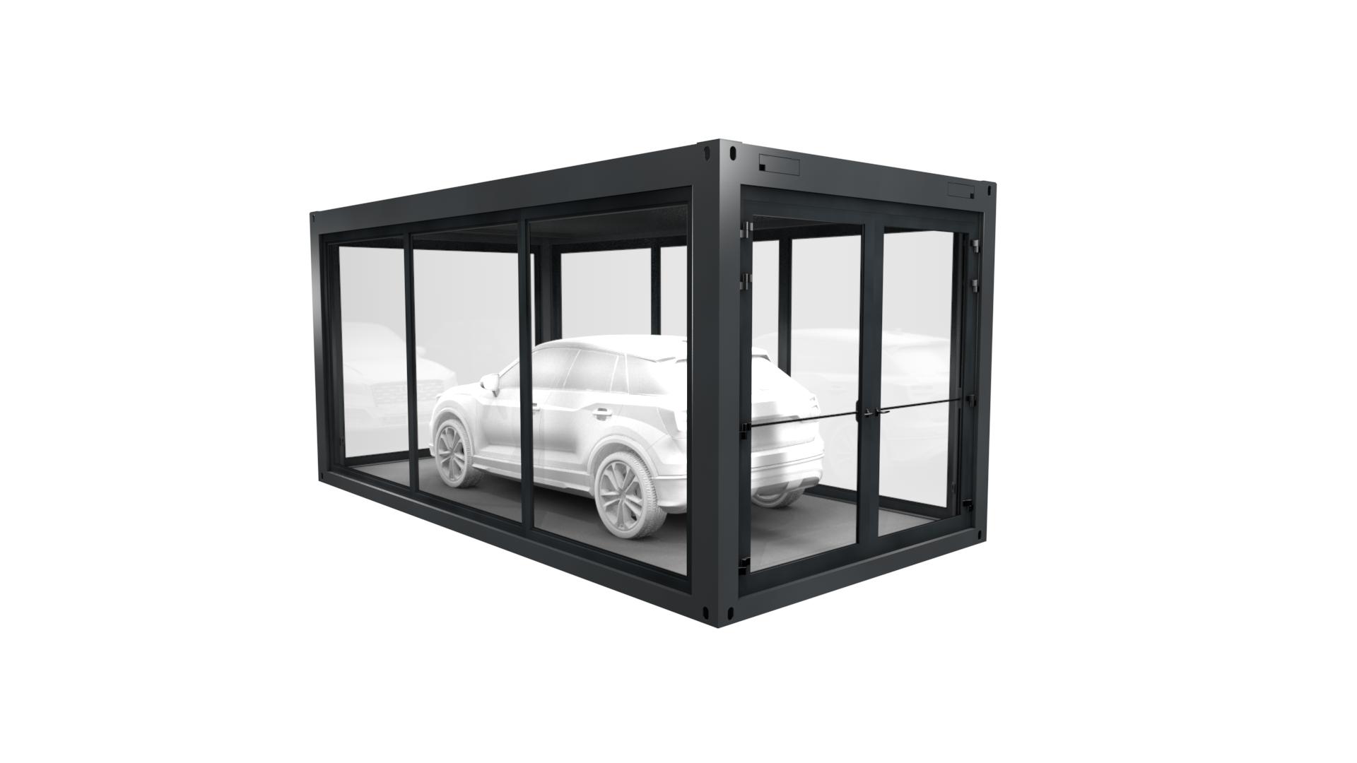 Premium Container 14 - Ansicht 1