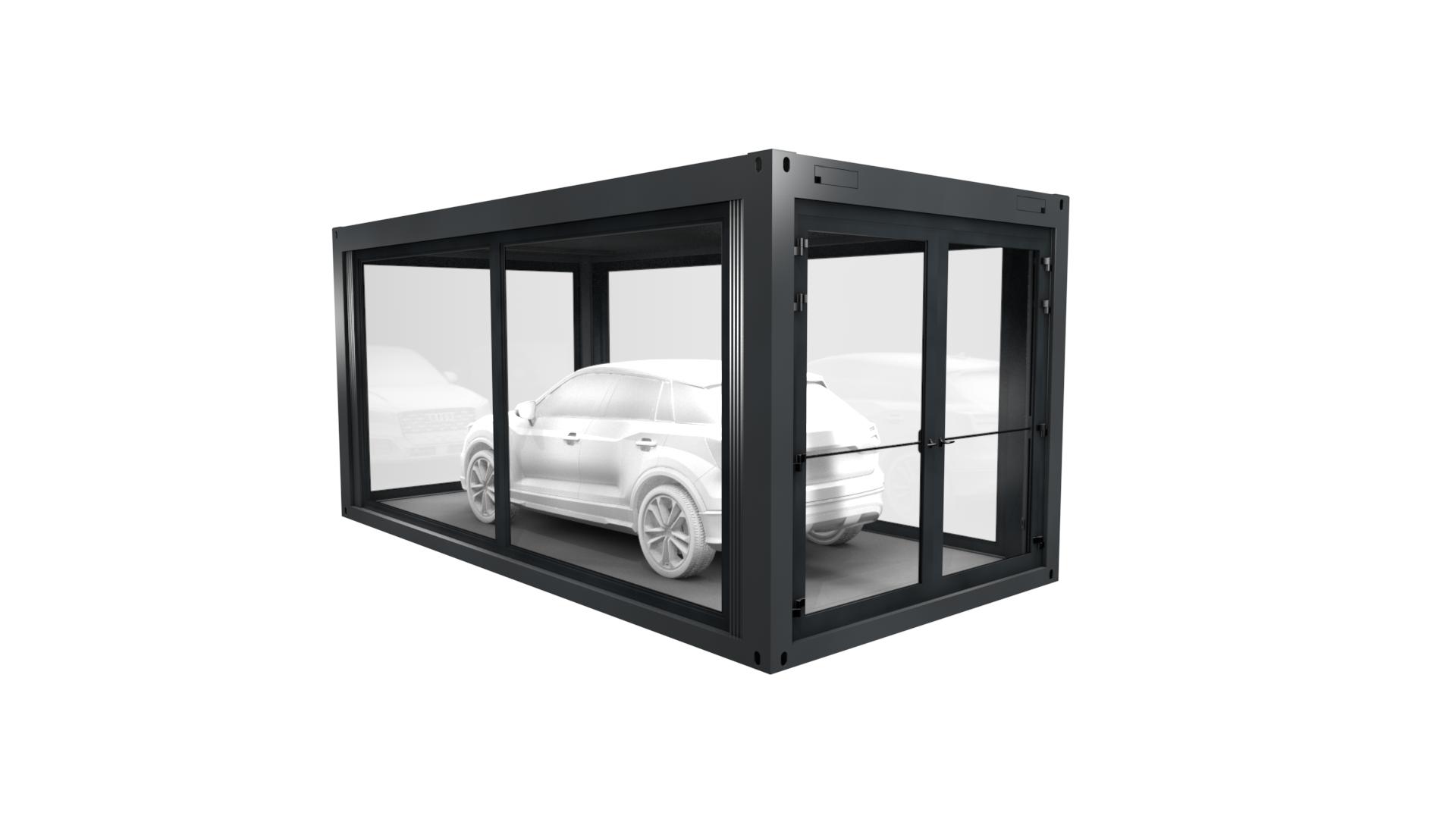 Premium Container 15 - Ansicht 1