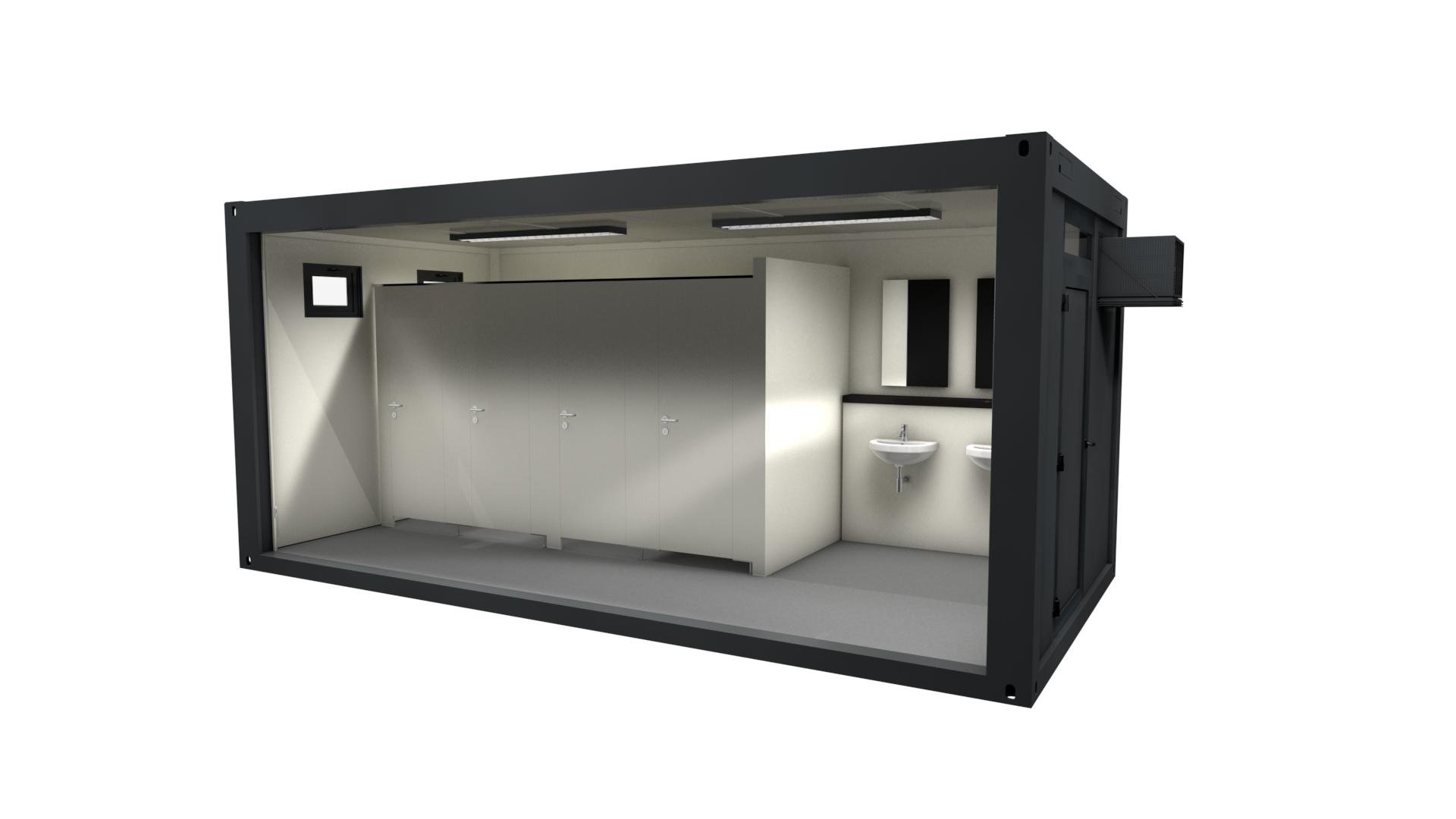 Premium Container 18 - Ansicht 1