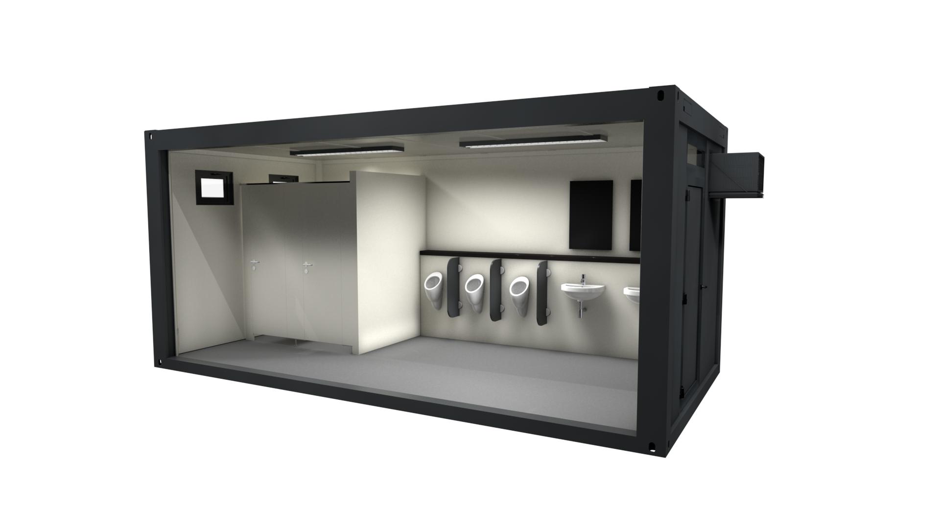 Premium Container 19 - Ansicht 1