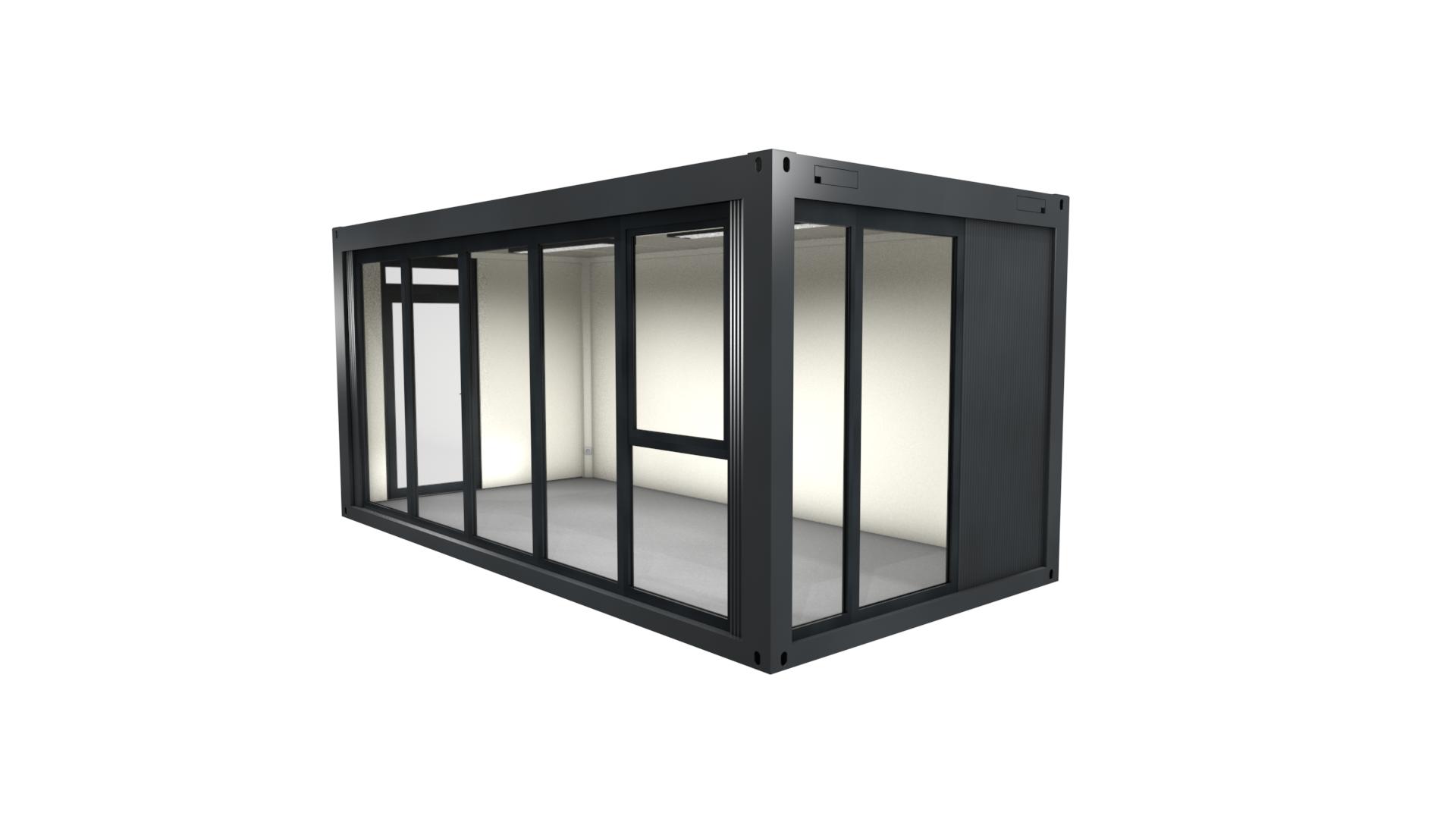 Premium Container 20 - Ansicht 1