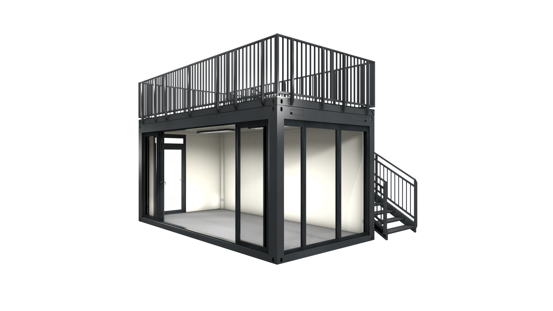 Premium Container M 20 - Ansicht 1