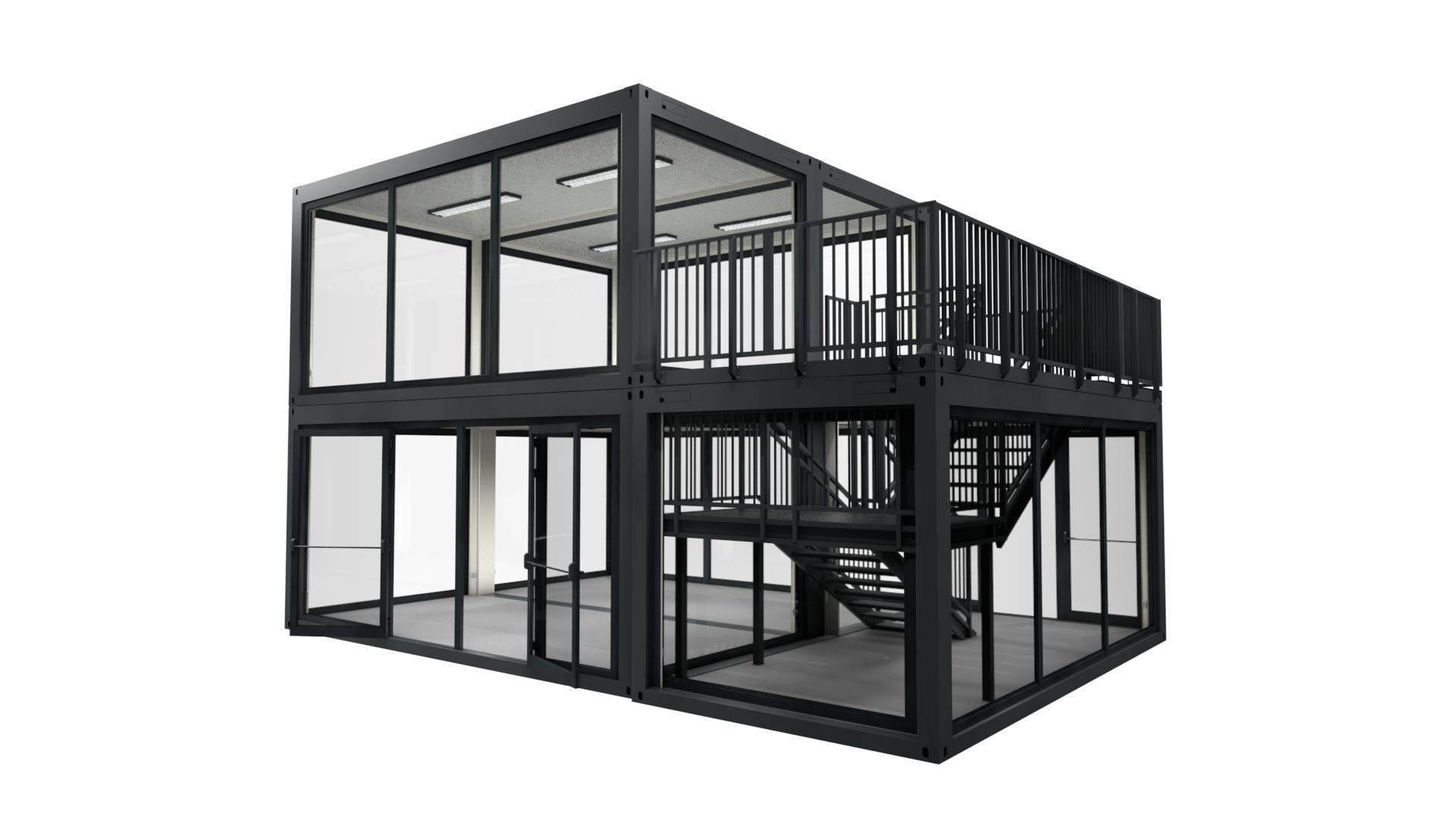 Premium Container M 25 - Ansicht 1