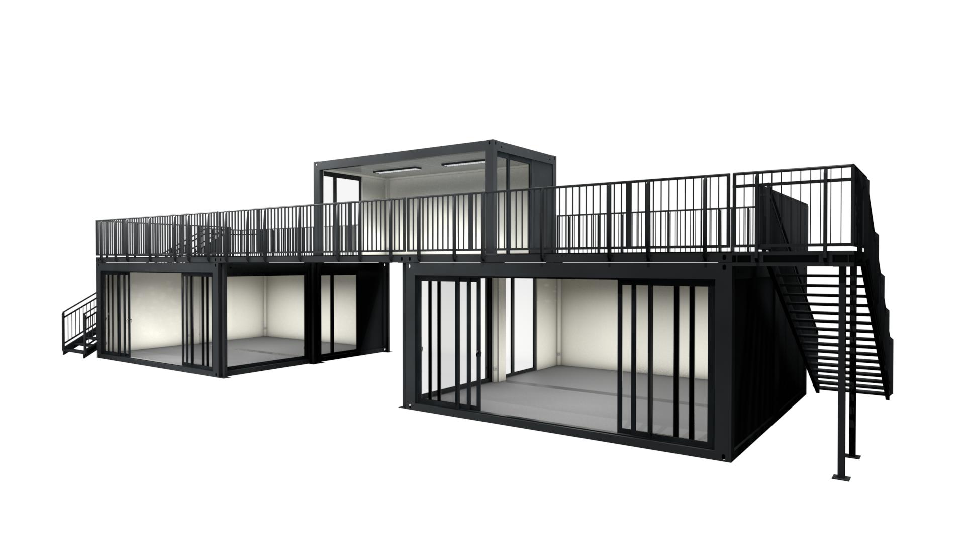 Premium Container M 26 - Ansicht 1