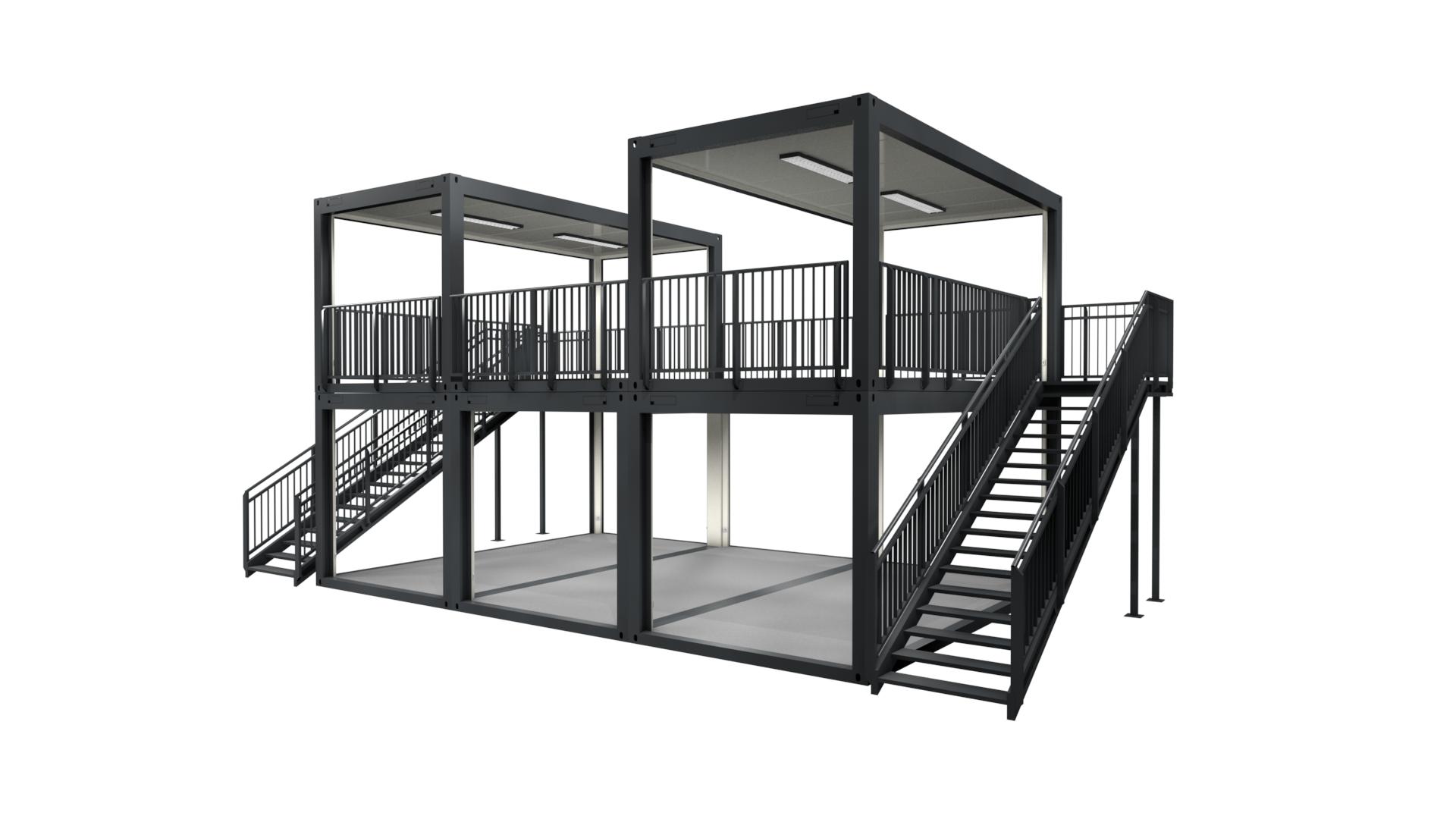 Premium Container M 27 - Ansicht 1
