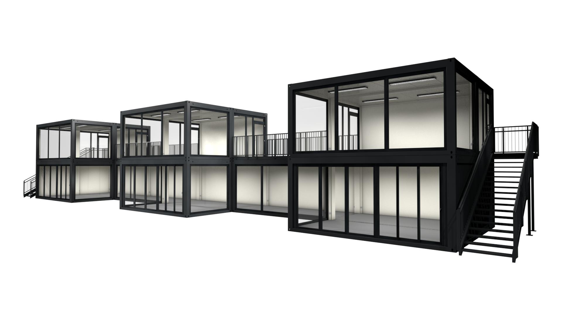 Premium Container M 29 - Ansicht 1