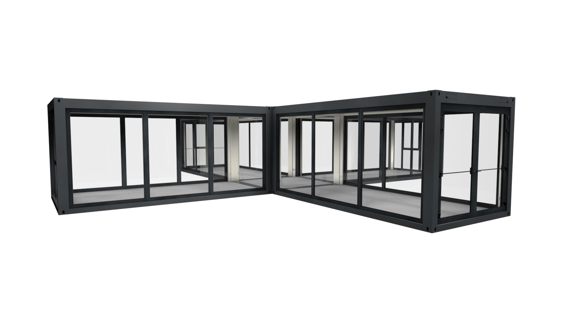 Premium Container M 40 - Ansicht 1