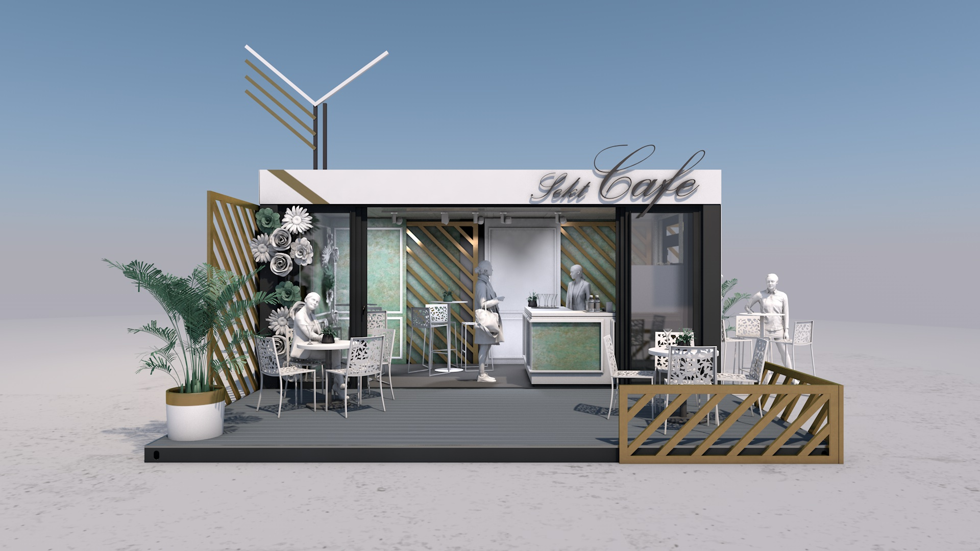 Event Container - Mobile Sektbar - 2