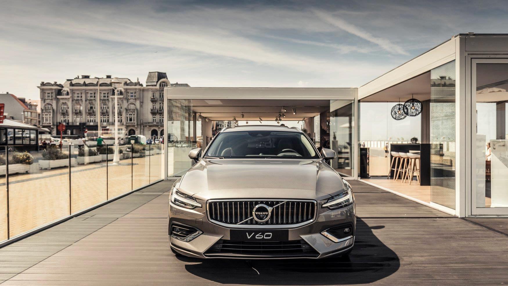 showroom-Volvo