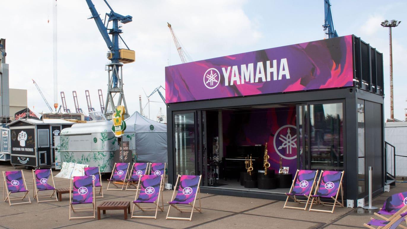 Starker Auftritt von Yamaha Music beim Elbjazz-Festival 2019