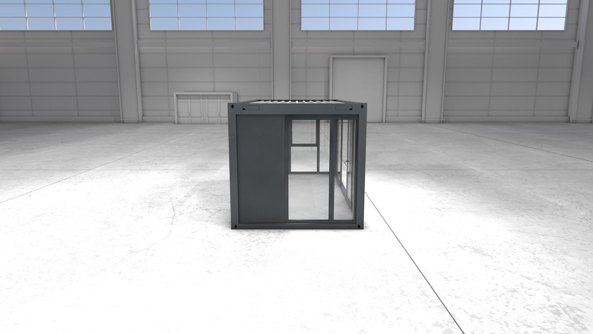 Container Modul 2 - Ansicht 6