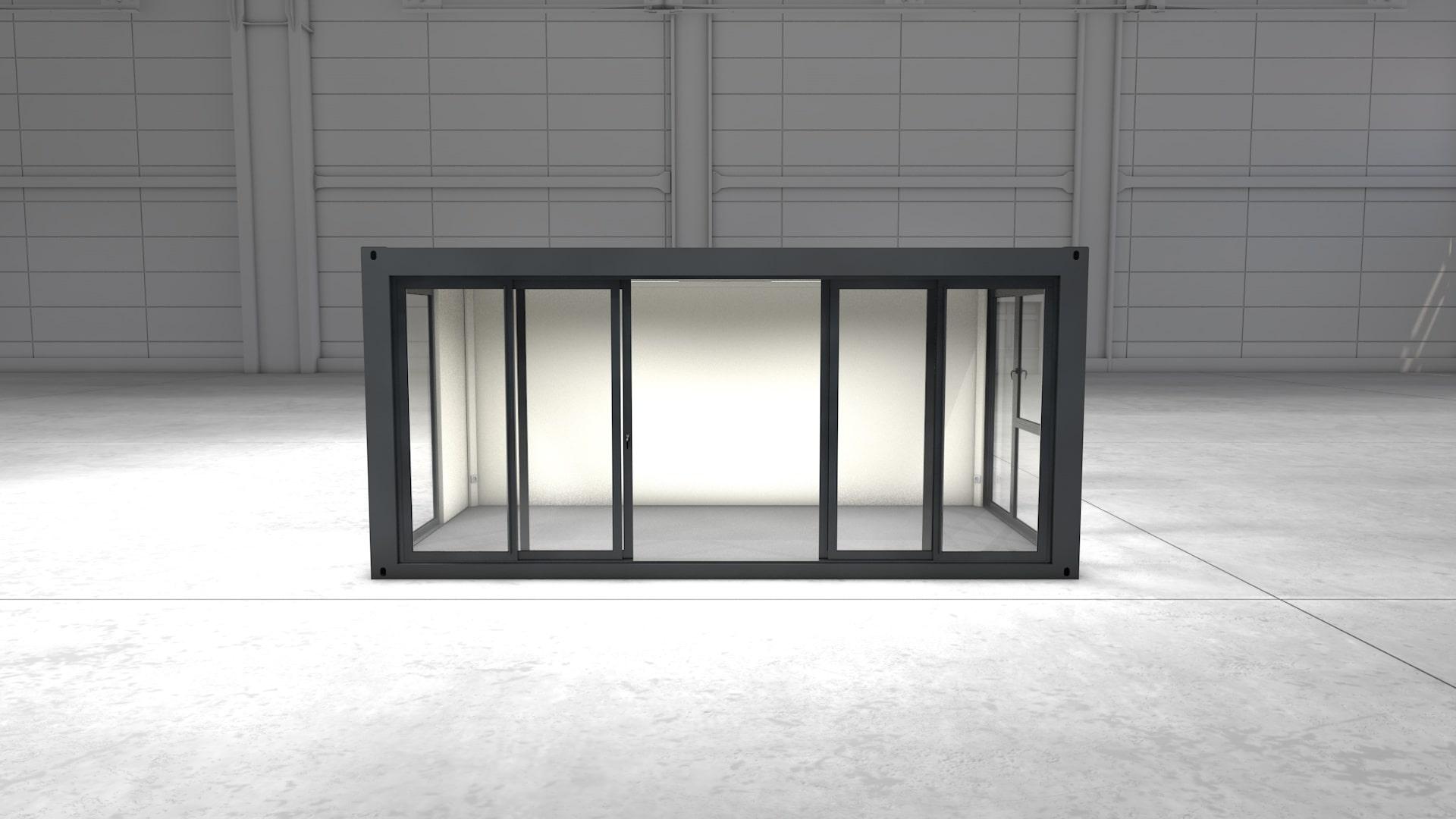 Container Modul 2 - Ansicht 7