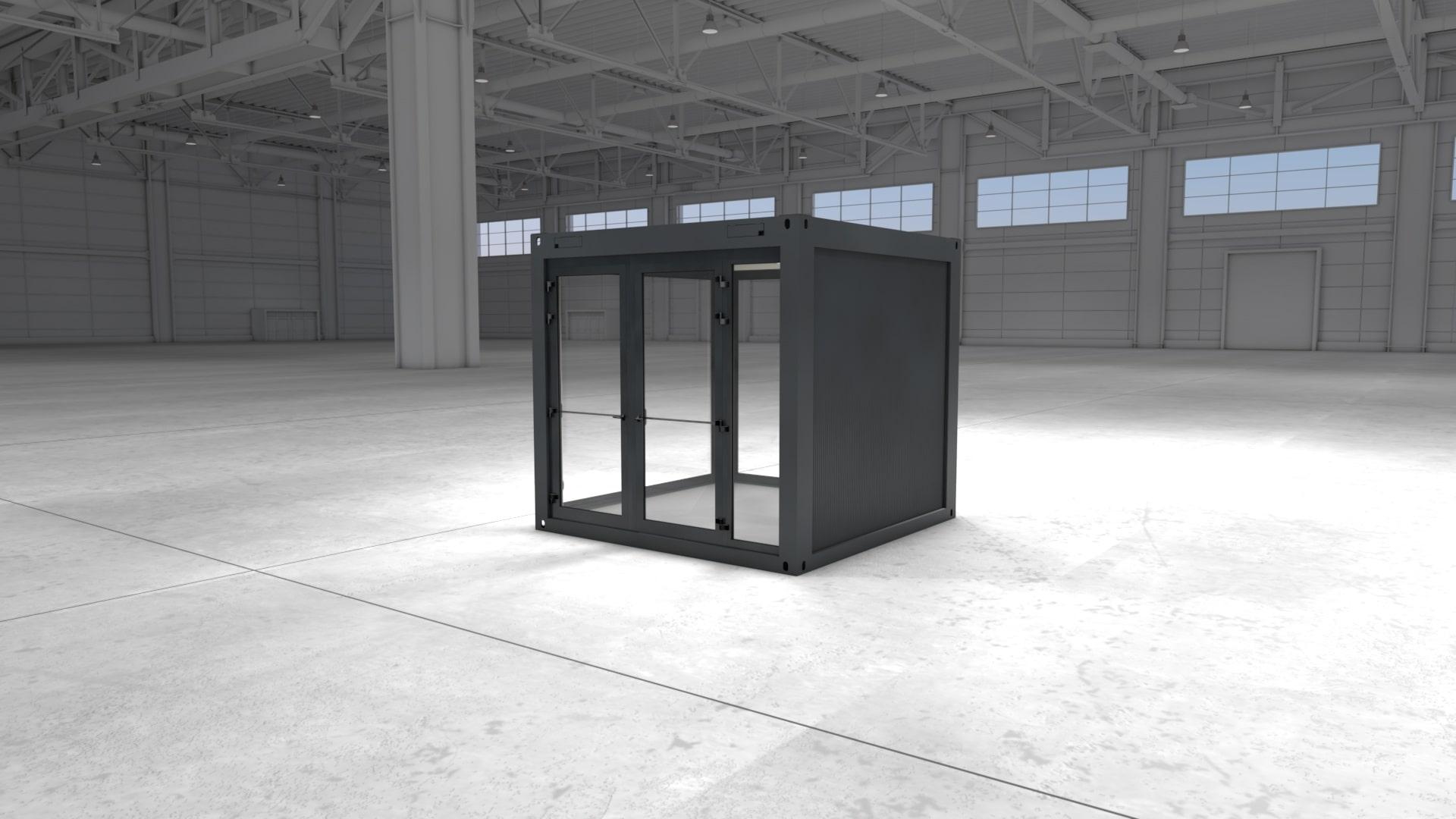 Cube 1 - Ansicht 3