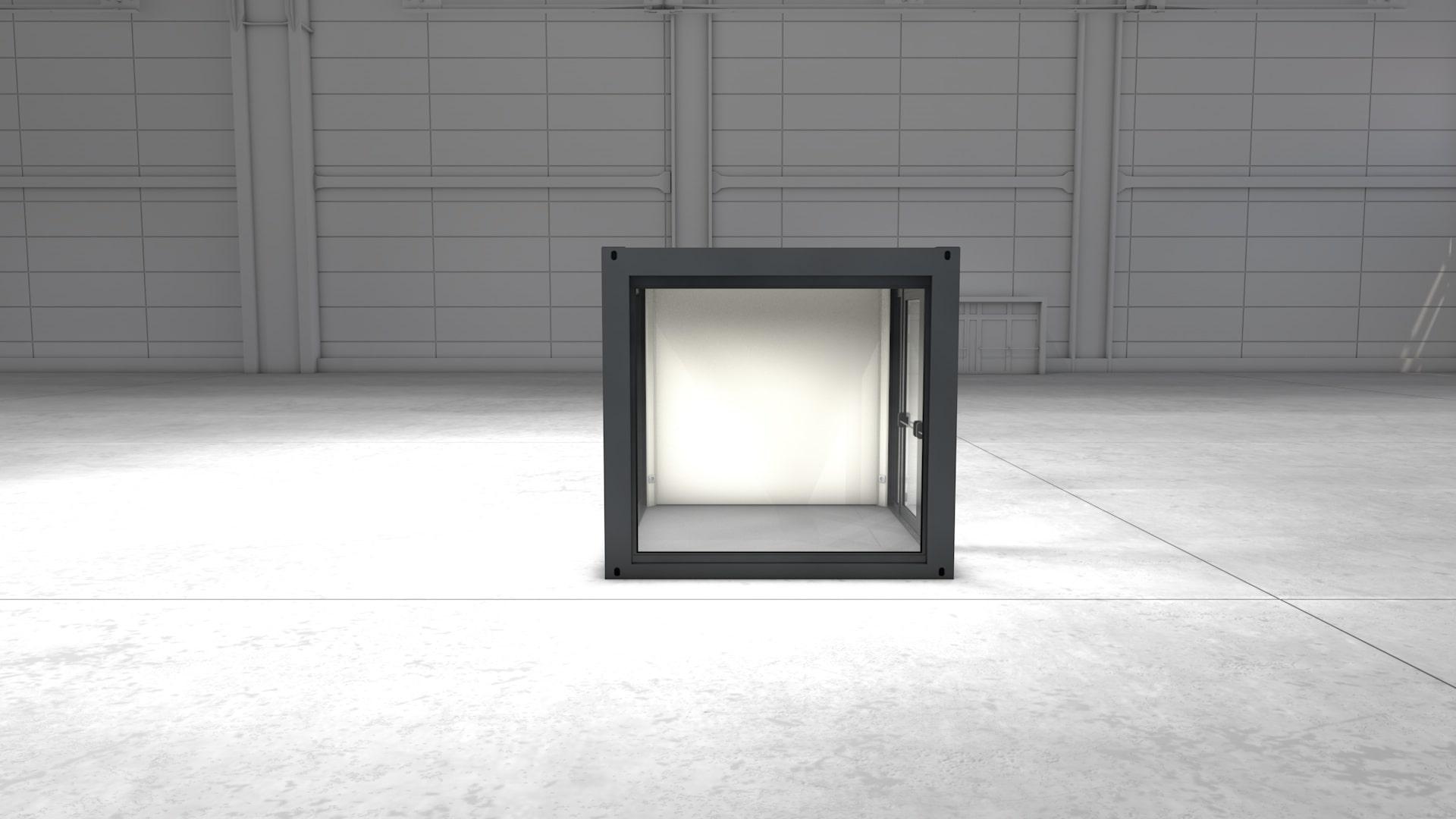 Cube 1 - Ansicht 6