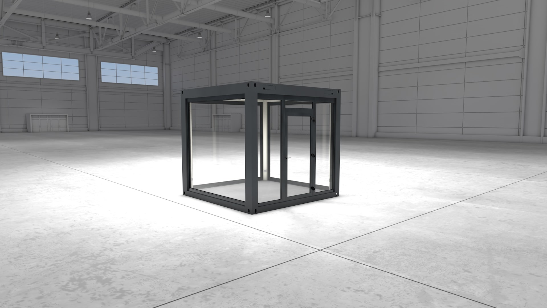 Cube 2 - Ansicht 2
