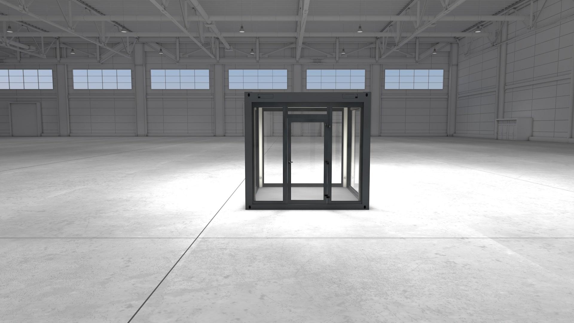 Cube 2 - Ansicht 3